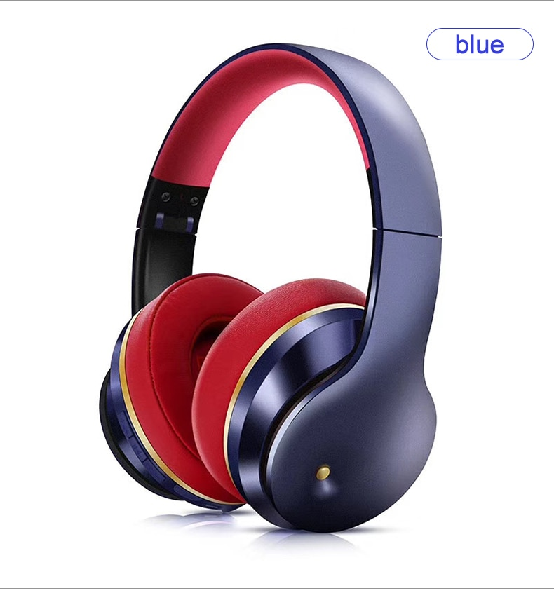 Bluetooth Wireless Headphones with Active Noise Cancelling